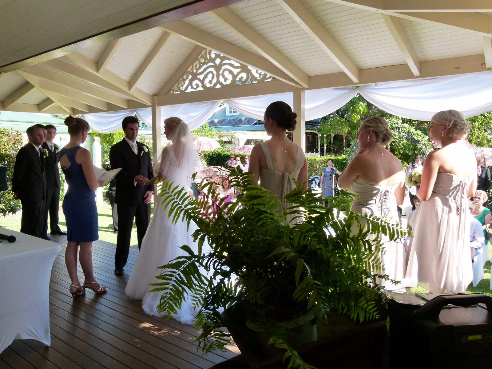 wedding chapel Redcliffe