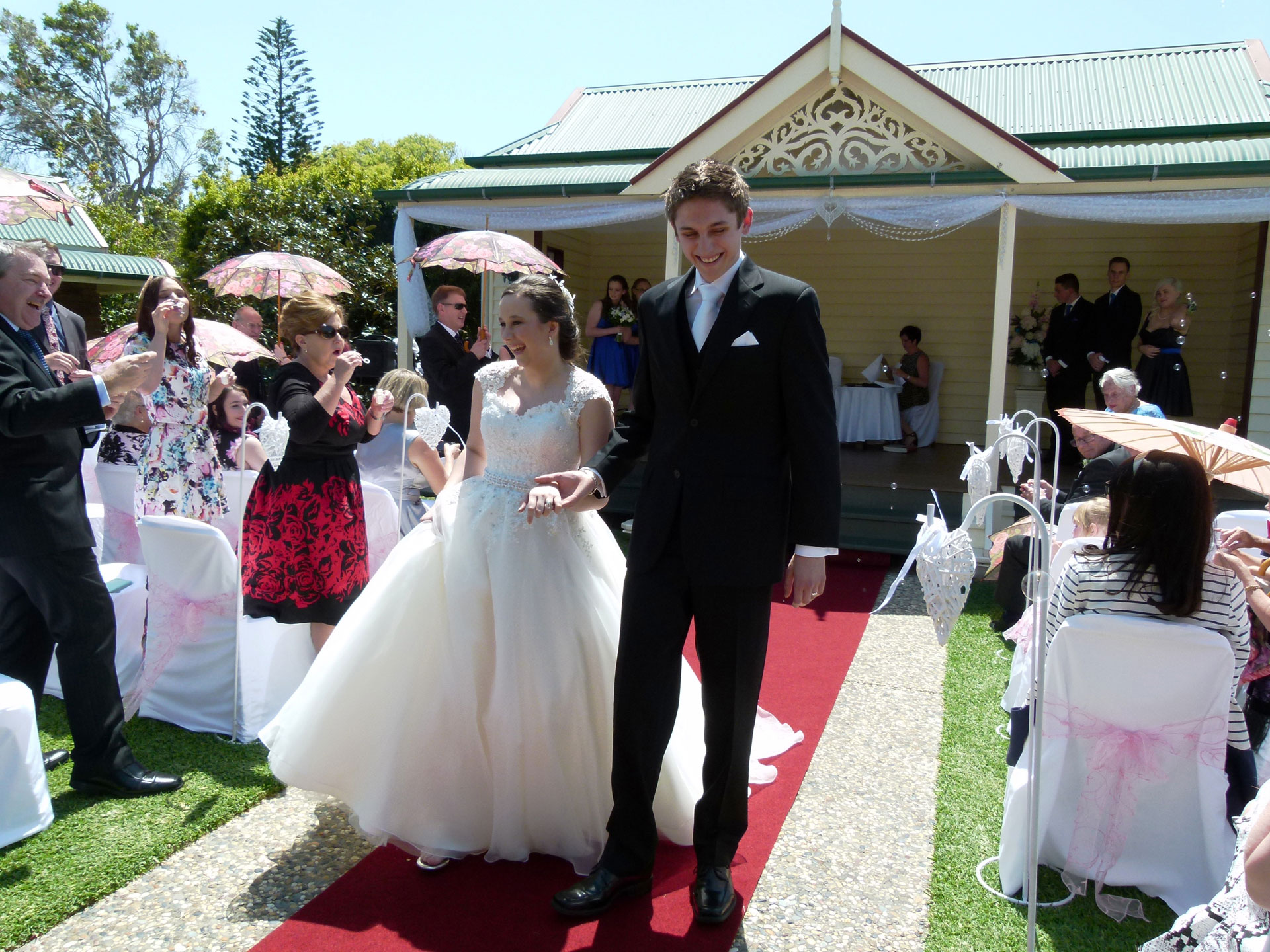 Affordable wedding venue redcliffe caboolture brisbane sunshine weddings at redcliffe brisbane solutioingenieria Choice Image