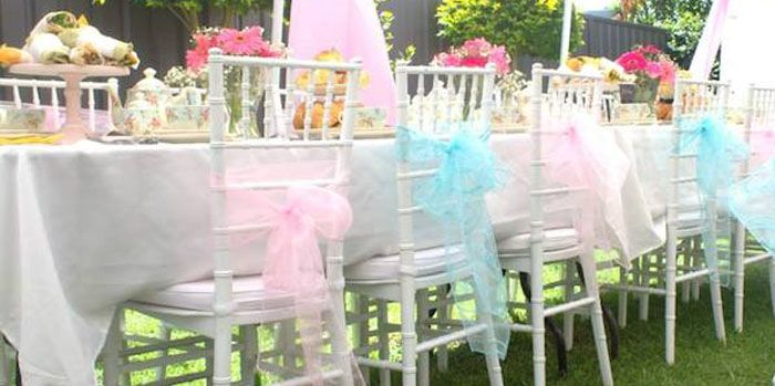 Affordable High Tea Party's for everyone.