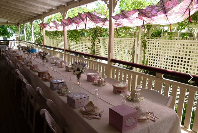 Baby Shower High Tea Party S Affordable Wedding Venue Redcliffe