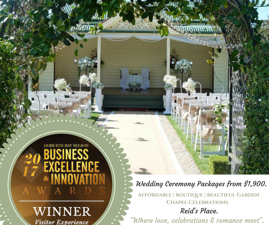 """Christmas Party Venues Brisbane: Make Reid's Place Your Place To Say """"I Do."""""""